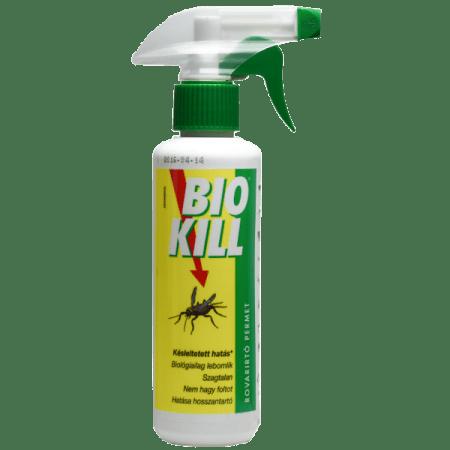 Bio Kill против хлебарки, бълхи, мравки, мухи