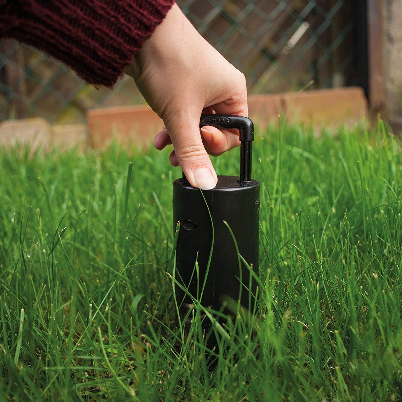 Механичен капан за убиване на мишки-полевки, сляпо куче и къртици, изключително ефективен и лесен за употреба.